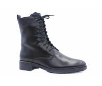 Демисезонные ботинки Hogl кожаные черные