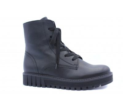 Ботинки Gabor кожаные черные 31832