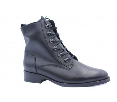 Ботинки Gabor кожаные черные 32745.57