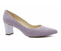 Модельные туфли Peter Kaiser замшевые светло-сиреневые