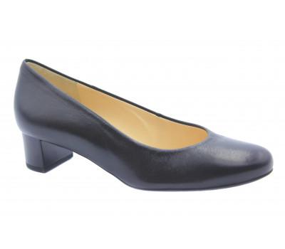 Туфли Hogl кожаные черные 1-103000