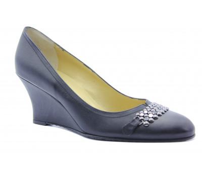 Туфли Peter Kaiser кожаные черные 70417-087