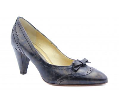 Модельные туфли Peter Kaiser кожаные черные 72509-045