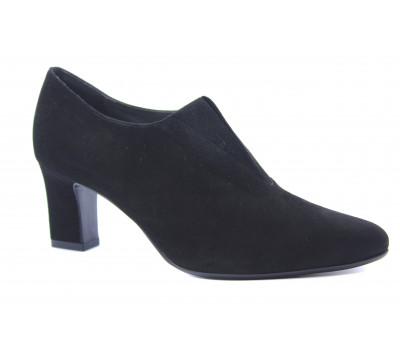 Туфли Peter Kaiser черные замшевые